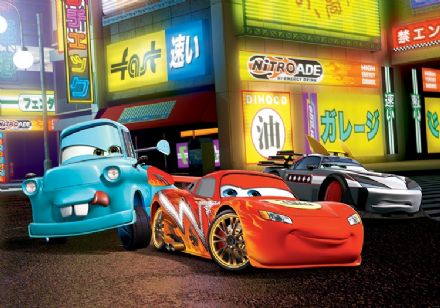 Disney Cars wallpaper for boys room
